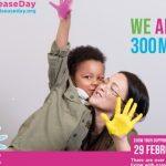 Lançada campanha do Dia Mundial das Doenças Raras 2020