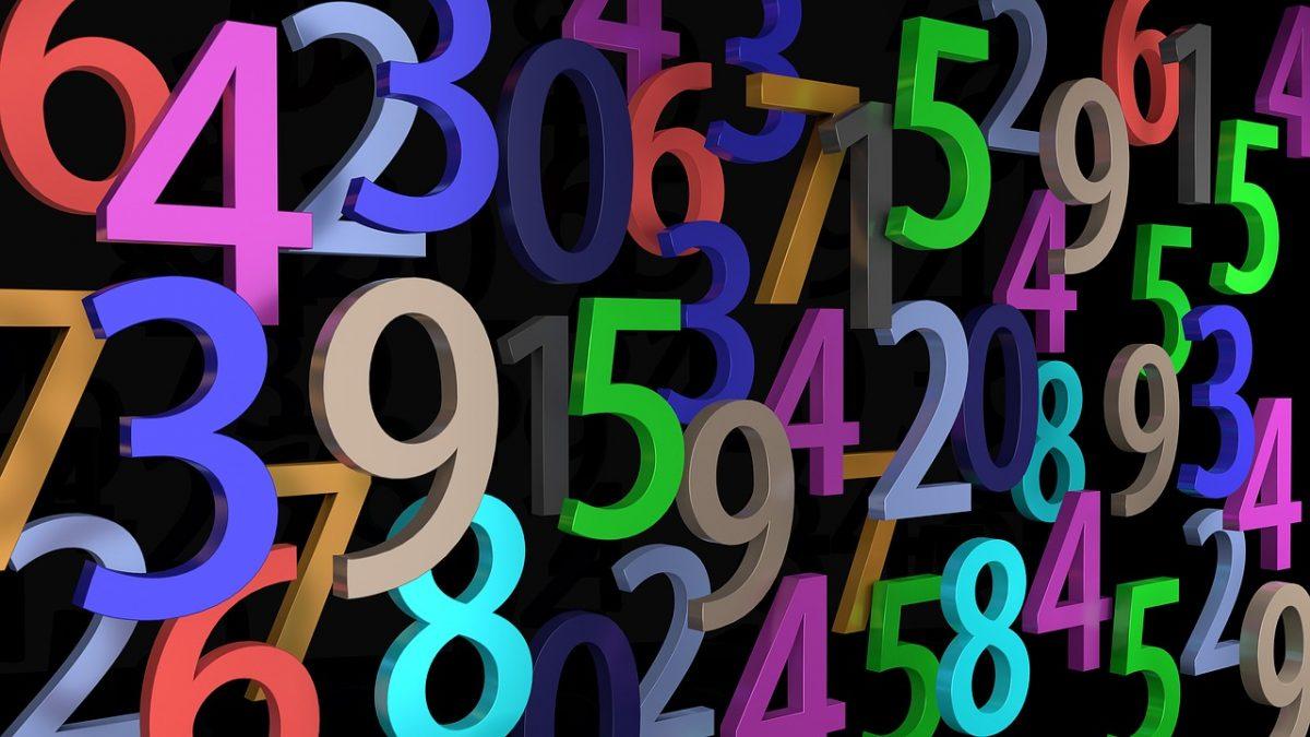 Quando números só não bastam